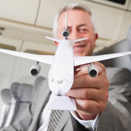 Doenças respiratórias e avião: essa combinação pode dar certo?