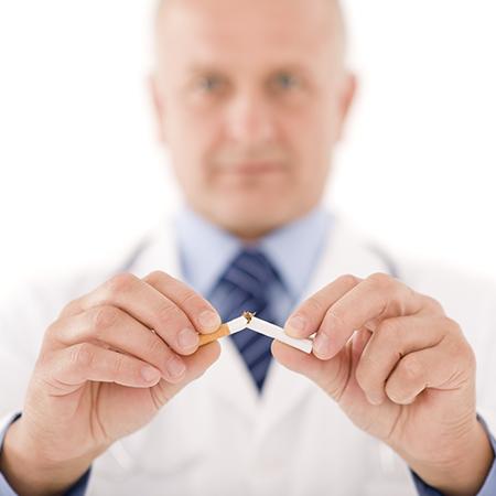 DPOC e tabagismo